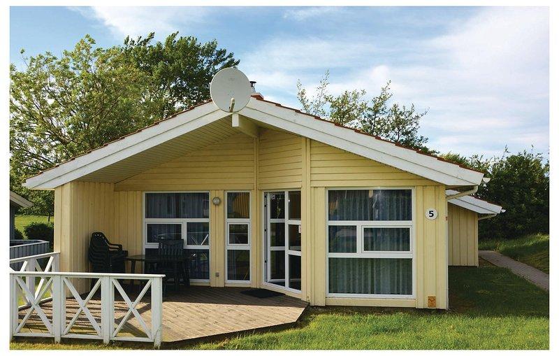 Strandblick 5 (DSH117), holiday rental in Brodersby