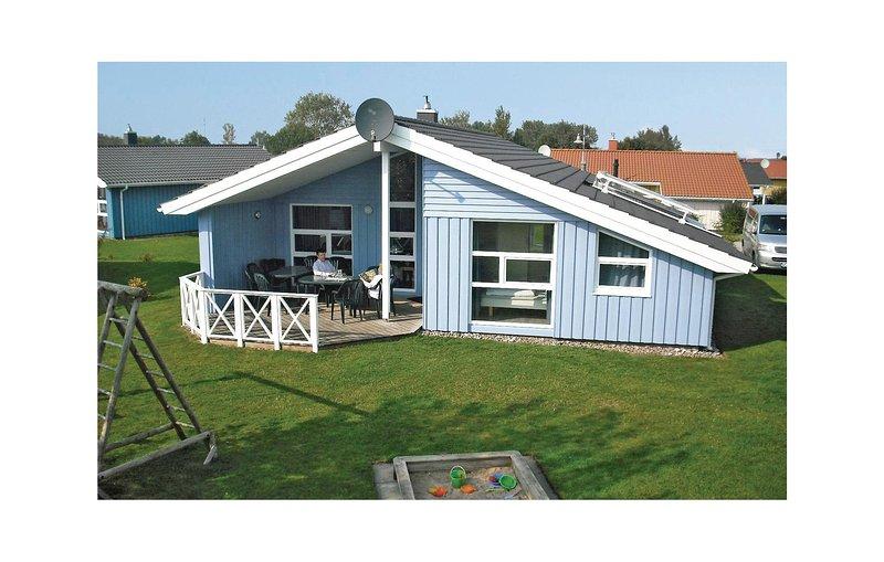 Strandblick 34 (DSH108), holiday rental in Brodersby