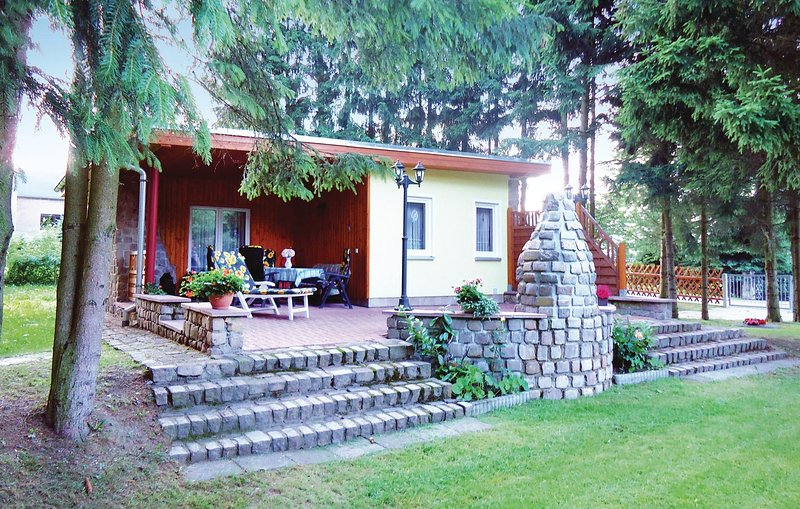 Awesome home in Trieb with 1 Bedrooms (DSA210), holiday rental in Thiergarten