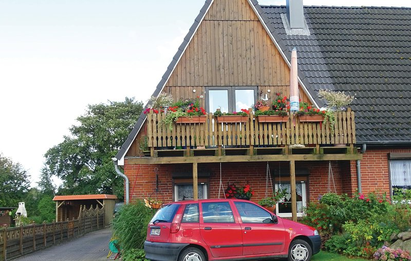 Awesome home in Gelting with WiFi and 2 Bedrooms (DSH258), holiday rental in Gelting