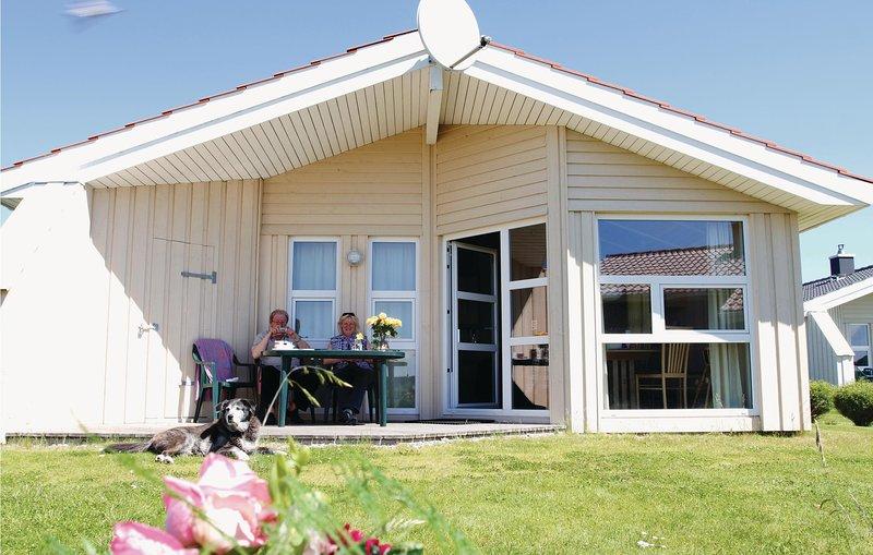 Amazing home in Friedrichskoog with Sauna and 2 Bedrooms (DSH612), holiday rental in Friedrichskoog
