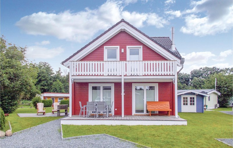 Seerose (DSH758), casa vacanza a Heringsdorf