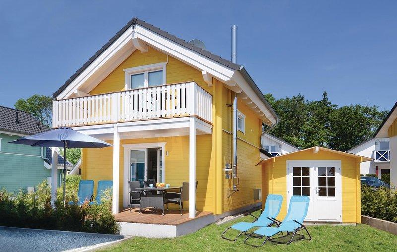 Seehund (DSH771), casa vacanza a Heringsdorf