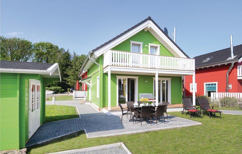 Seerose (DSH775), casa vacanza a Heringsdorf