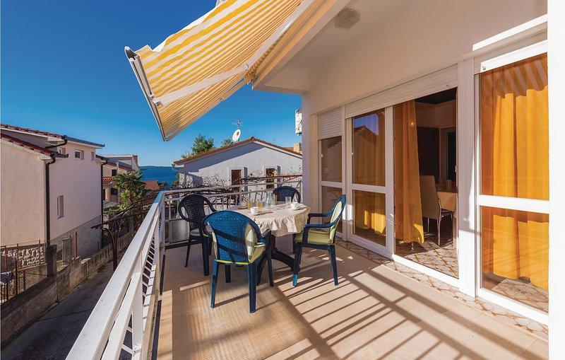 Amazing home in Zaboric with 2 Bedrooms (CDV966), location de vacances à Zaboric