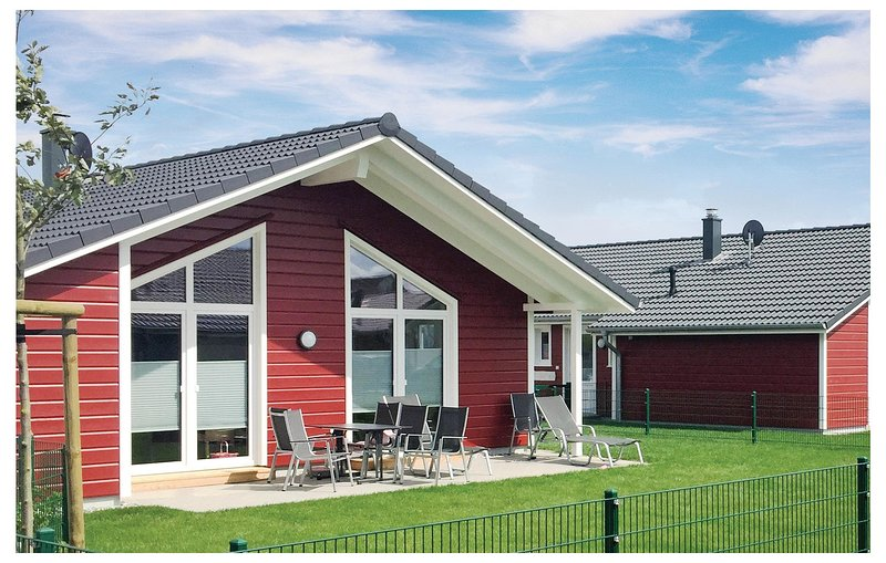 Awesome home in Dagebüll with Sauna and 2 Bedrooms (DSH961), casa vacanza a Emmelsbull-Horsbull