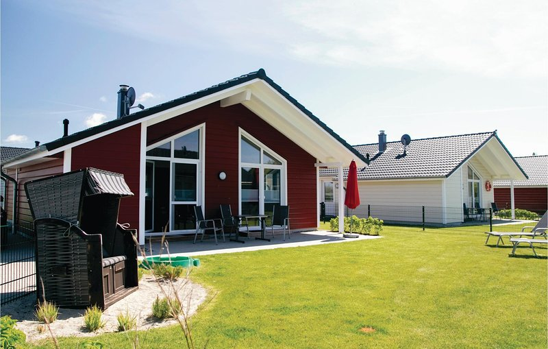 Amazing home in Dagebüll with Sauna and 2 Bedrooms (DSH956), casa vacanza a Emmelsbull-Horsbull