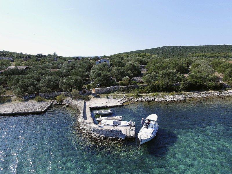 House Buba Mara, casa vacanza a Kornat Island