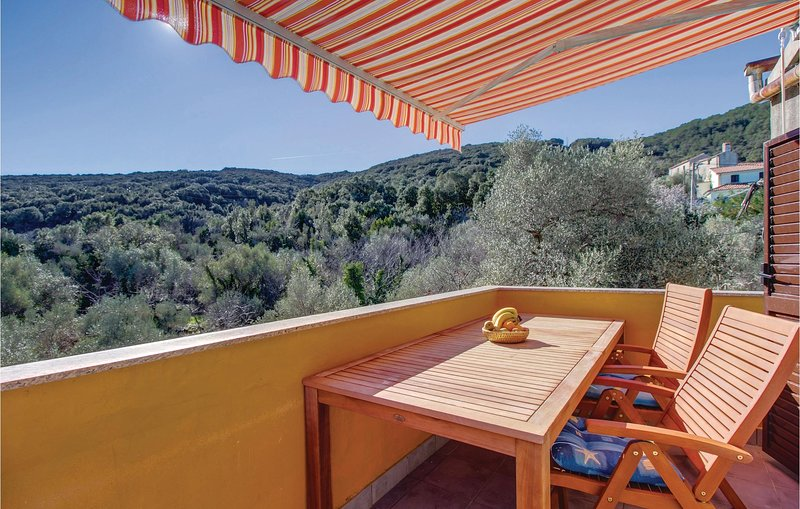Nice home in Valun with 1 Bedrooms (CKL175), holiday rental in Valun