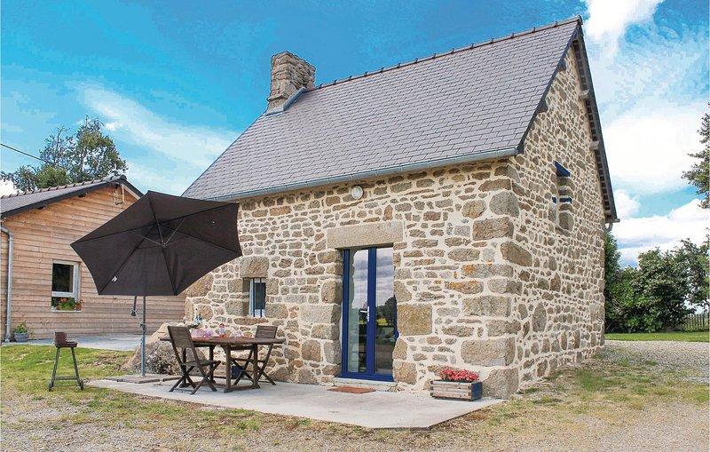 Beautiful home in Villamée with 1 Bedrooms (FBI702), location de vacances à Saint-Germain-en-Coglès