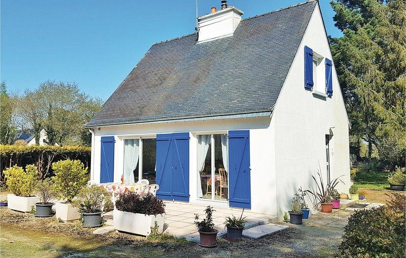 Nice home in Riec sur Belon with 3 Bedrooms (FBF522), holiday rental in Riec-sur-Belon
