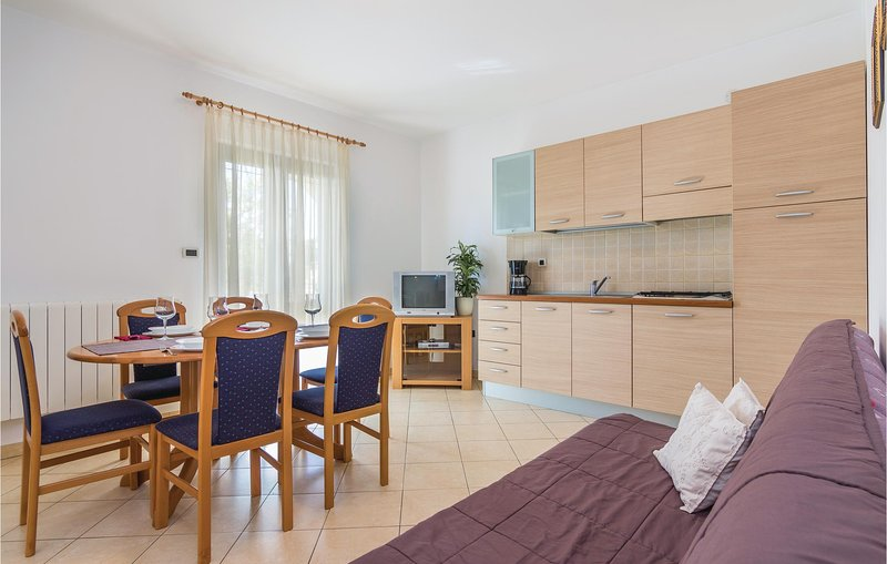 Beautiful home in Porec with WiFi and 2 Bedrooms (CIE677), holiday rental in Varvari