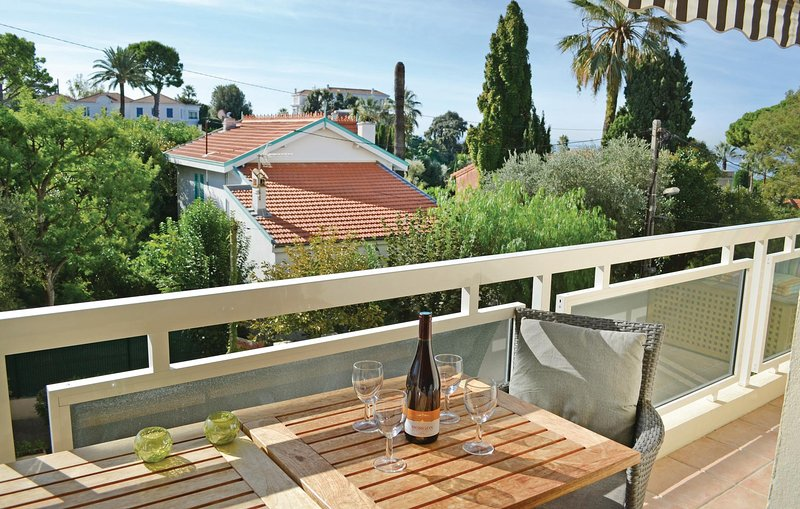 Beautiful home in Antibes with 1 Bedrooms (FCA556), holiday rental in Cap d'Antibes