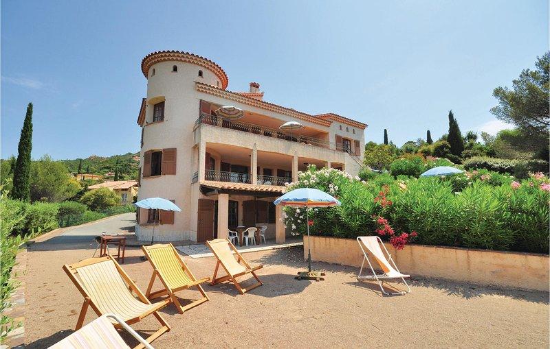 Domaine de la Bastide d'Agay (FCV075), holiday rental in Agay