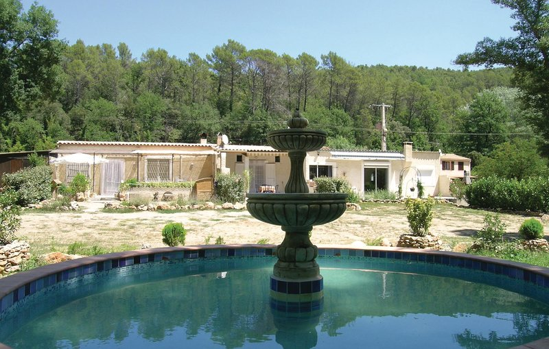Amazing home in Salernes with 1 Bedrooms (FCV093), holiday rental in Salernes
