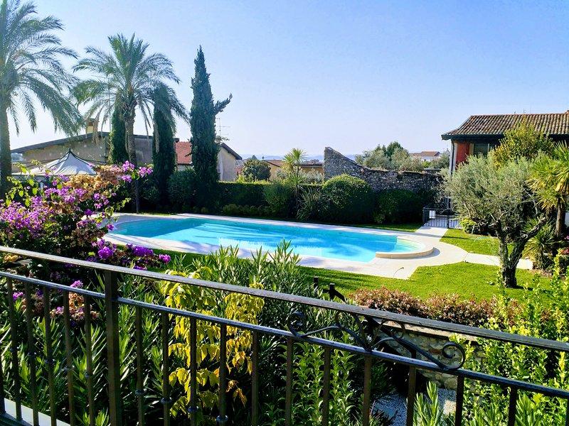 appartamento in residence di pregio lago di garda, casa vacanza a Maderno