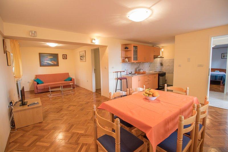 Apartment Višnja, alquiler de vacaciones en Marinići