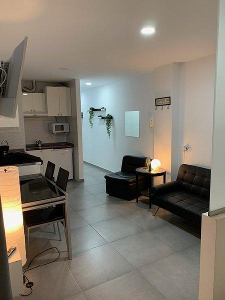 Beautiful apartment near the beach, vacation rental in Utiaca