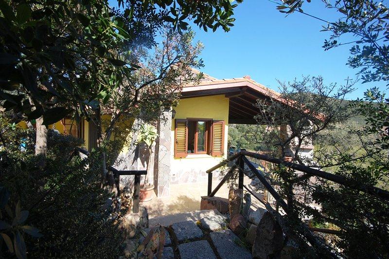Villa Zafferano, holiday rental in Setti Ballas