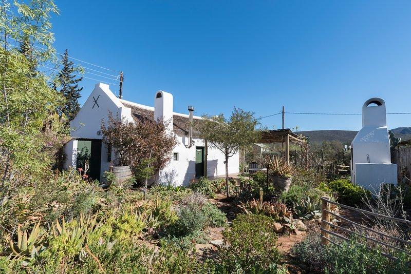 McGregor Cottages - Aloe Cottage, casa vacanza a Greyton