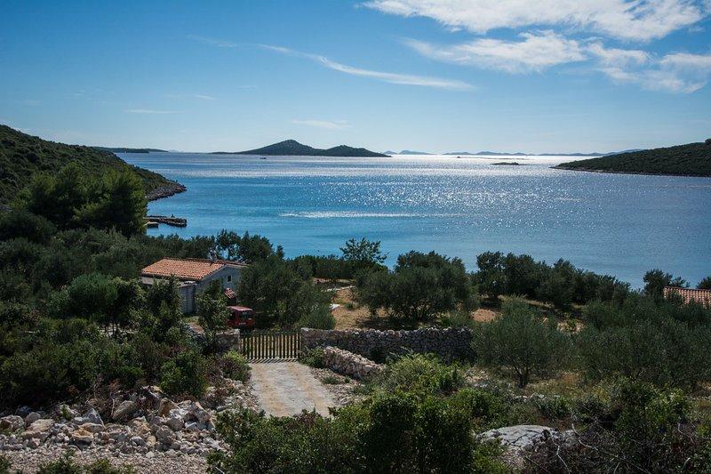 House Cherry, holiday rental in Kornat Island