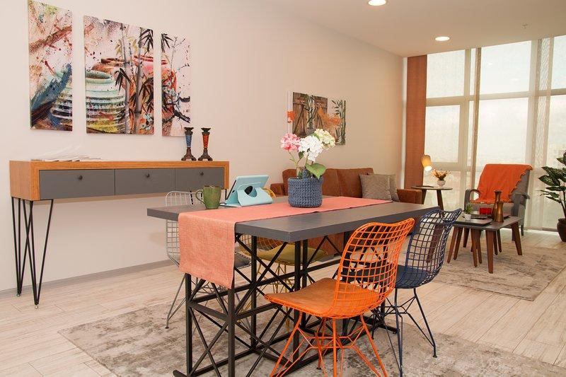 Zin D Home Dudullu Suites, holiday rental in Maltepe