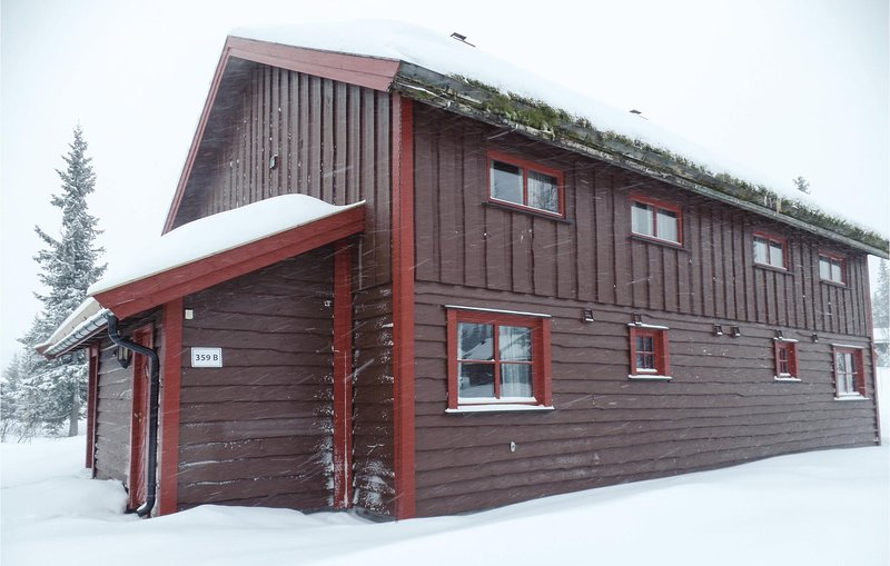 Stunning home in Trysil w/ Sauna and 4 Bedrooms (N30155) Chalet in Trysil