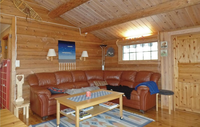 Beautiful home in Ljørdalen w/ Sauna and 3 Bedrooms (N30420) Chalet in Trysil