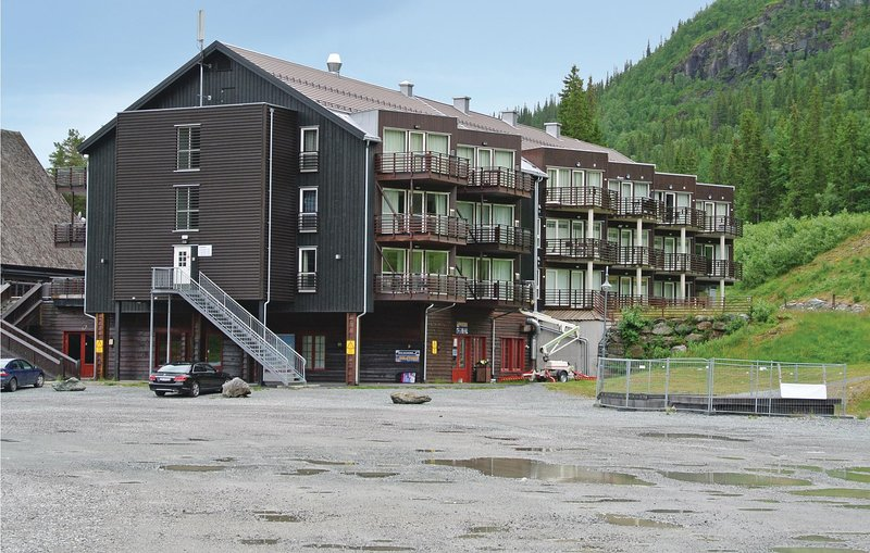 Nice apartment in Hemsedal w/ Sauna, WiFi and 3 Bedrooms (N33017) Chalet in Hemsedal