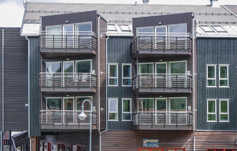 Beautiful home in Hemsedal w/ Sauna, WiFi and 2 Bedrooms (N33278) Chalet in Hemsedal