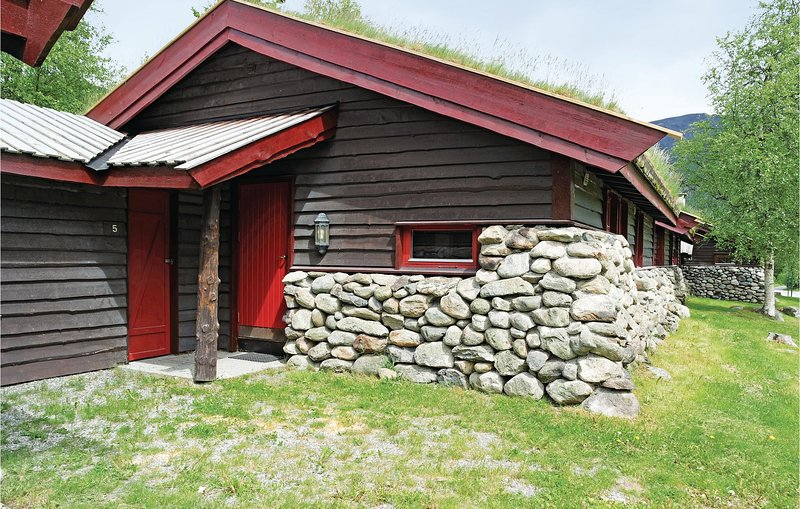 Beautiful home in Hemsedal w/ WiFi and 1 Bedrooms (N33047) Chalet in Hemsedal