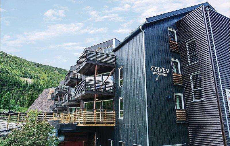 Amazing home in Hemsedal w/ Sauna, WiFi and 2 Bedrooms (N33279) Chalet in Hemsedal
