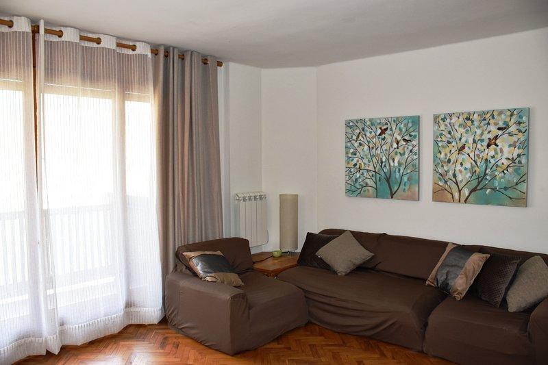 Piso de 3 dormitorios en Vielha con excelentes vistas, location de vacances à Vielha