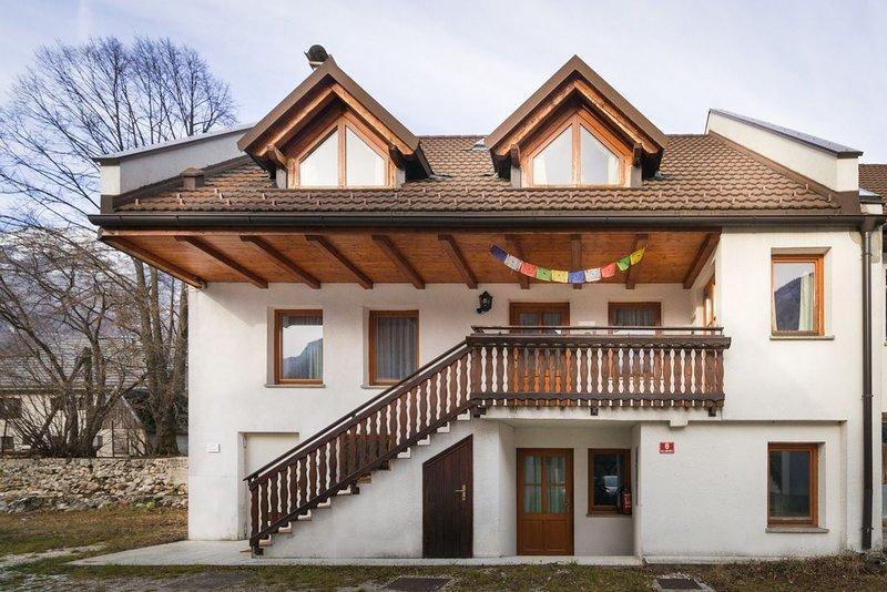 Koritnica Apartments - Gora, alquiler vacacional en Bovec