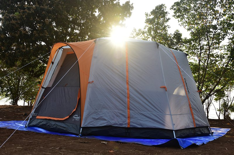 Bombay Camping Co. Luxury Tents in Lonavala, Pawna Lake., vacation rental in Pune District