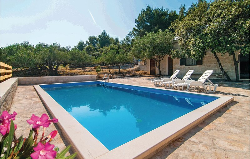 Beautiful home in Pucisca with 2 Bedrooms and WiFi (CDB440), casa vacanza a Gornji Humac