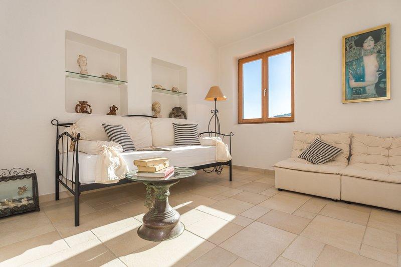 Apartment Basilena, alquiler vacacional en Gustirna