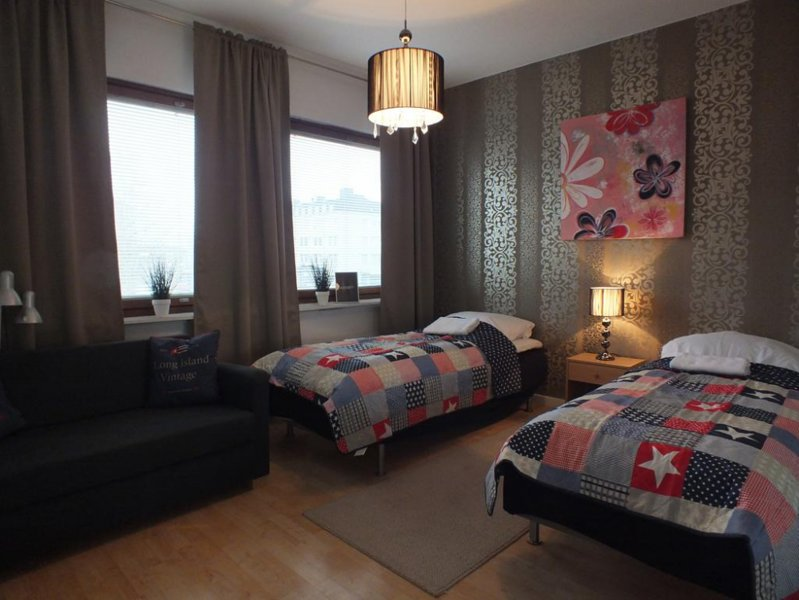 Santa's Holiday Homes - One-Bedroom Apartment A5, holiday rental in Sinetta