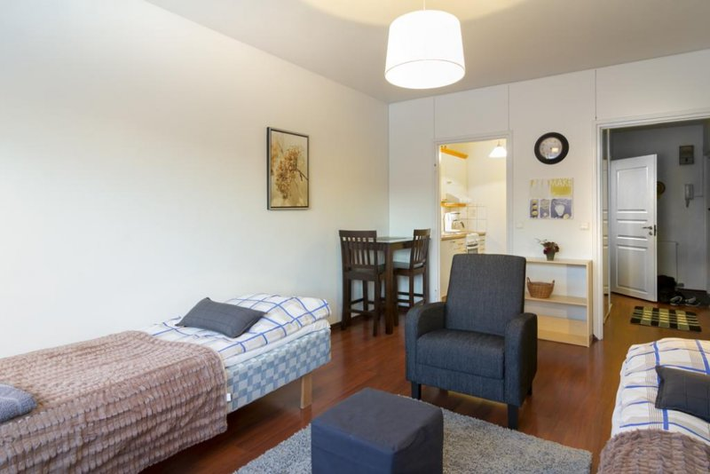 Santa's City Apartments - Studio A4, holiday rental in Sinetta