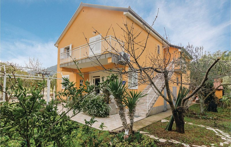Awesome home in Broce with WiFi and 1 Bedrooms (CDP178), vakantiewoning in Broce