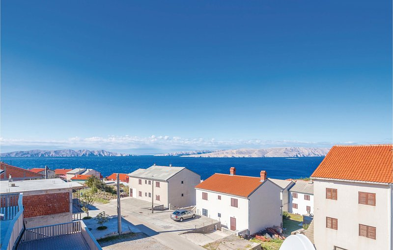 Nice home in Senj with WiFi and 3 Bedrooms (CKV225), holiday rental in Lokva