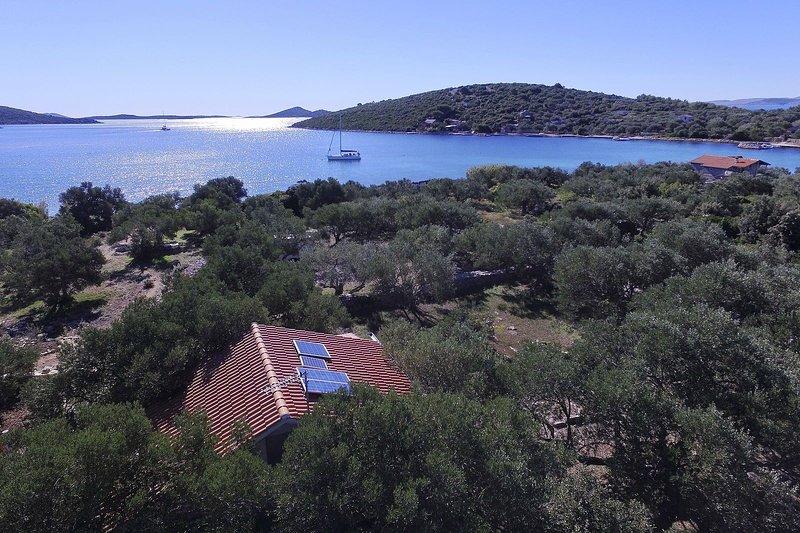 House Melon, holiday rental in Kornat Island