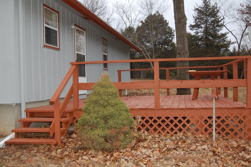 Quiet ★ Outdoor Wonderland ★ Festivals Nearby - Hooked Too Cabin, vacation rental in Eagle Rock