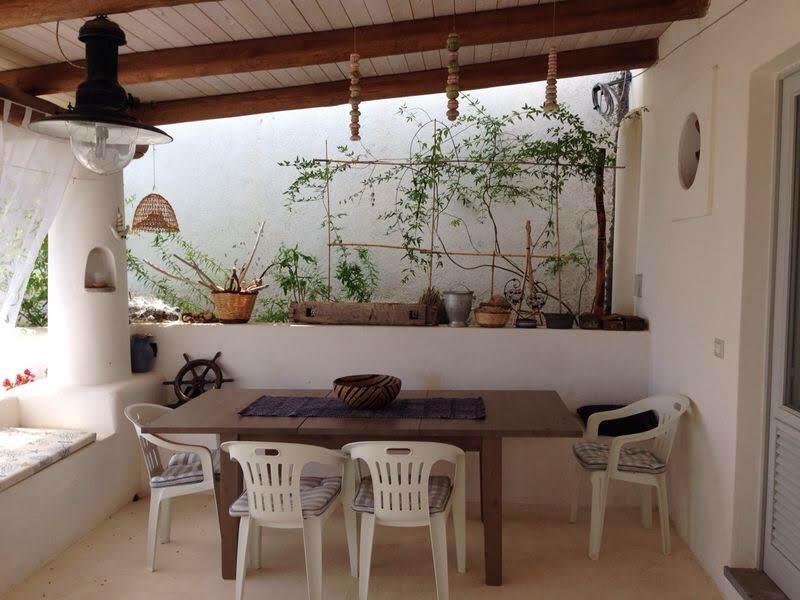 Beautiful house with sea view, casa vacanza a Santa Marina Salina