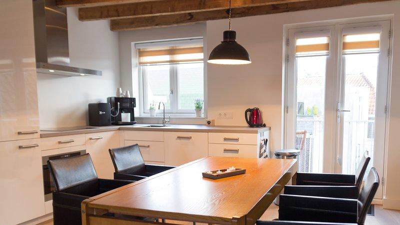 GOG Cozy Lofts Haarlem F, holiday rental in Bloemendaal