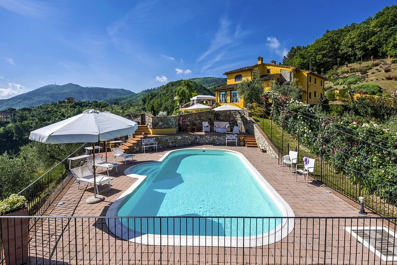 Villa Delle Rose, holiday rental in Serravalle Pistoiese