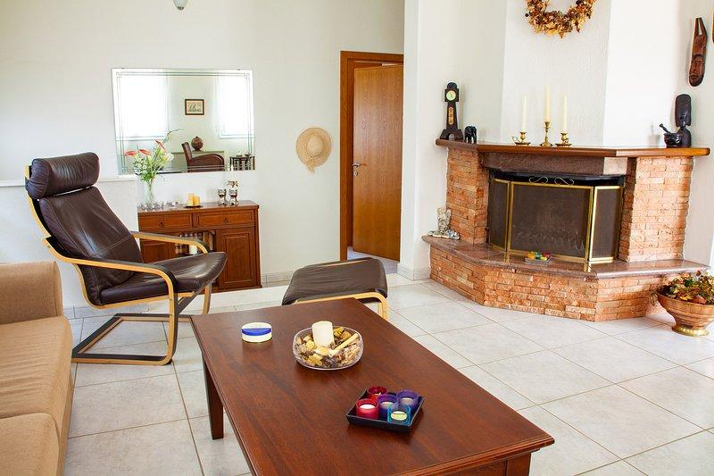 Top residence living room