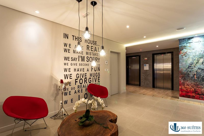 360 Suites, holiday rental in Sao Paulo