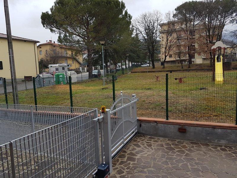 Piero's shelter, location de vacances à San Giustino