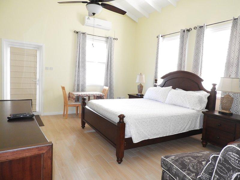 Jr. Suite Guestroom